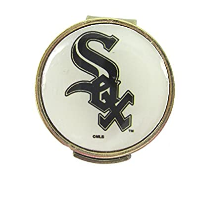 Chicago White Sox Hat Clip & Golf Ball Marker