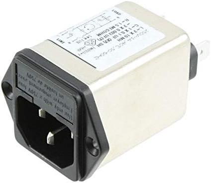 Pack of 2 1EGG1-2 PWR ENT MOD RCPT IEC320-C14 PNL