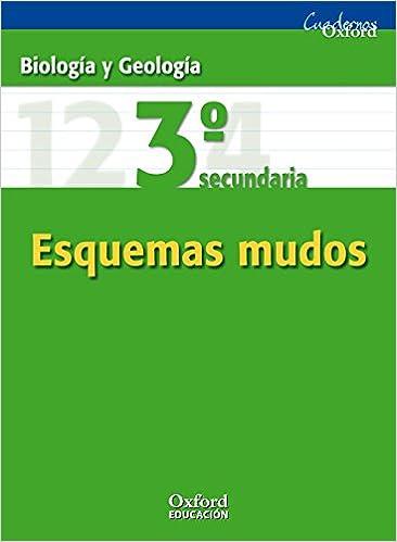 Biología y Geología 3º ESO Esquemas mudos Cuadernos Oxford ...