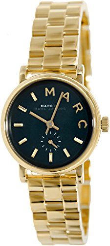 - Marc by Marc Jacobs Baker Mini Green Dial Gold Tone Womens Watch MBM3249