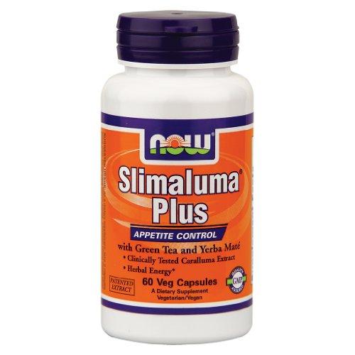 Now Foods Slimaluma Plus - 60 Vcaps 12 Pack