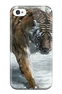 Anti-scratch And Shatterproof Animal Phone Case For iphone 5c High Quality pc hard Case