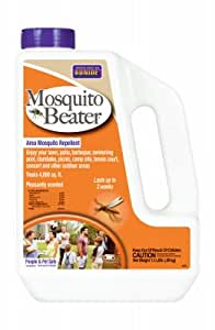Bonide Products 5612Mosquito Beater gránulos, 1.5-lbs.