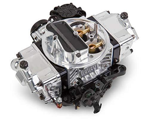 Holley 0-86670BK 670 CFM Ultra Street Avenger Four Barrel Carburetor - Black