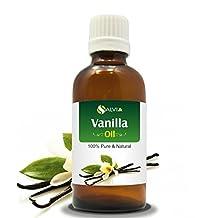 VANILLA OIL 100% NATURAL PURE UNDILUTED UNCUT ESSENTIAL OIL 30ML