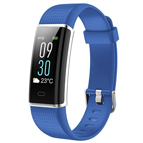 Amazon.com: Willful latest version smart bracelet color ...