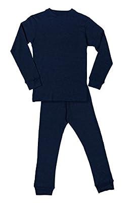 Men's Long John Thermal Underwear Set
