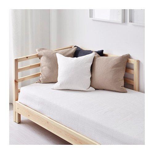 Amazon.com: IKEA sofá cama con 2 colchones, pino, meistervik ...