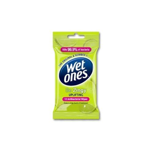 WetOnes Be Zingy Antibac Wipes X5642750