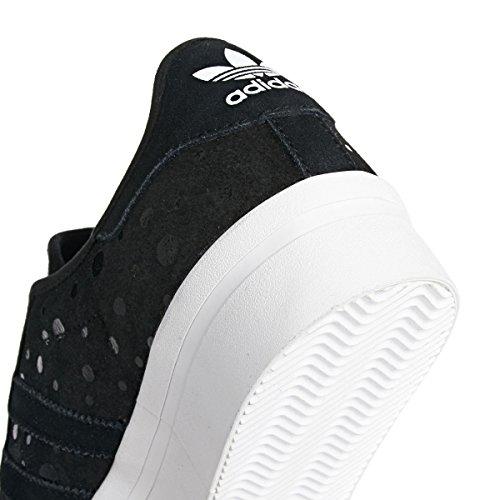 Adidas Superstar Rize W, / blanco / Los puntos negros, 5 con nosotros BLACK/WHITE/DOTS