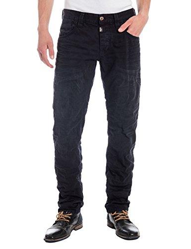 Vaqueros 5 Dark Textil 391 Eduardotz Pocket Timezone Navy para fit Pants hombre Slim con Blau fZXwRnqn4