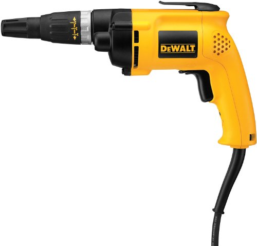 DEWALT DW260K 6.2 Amp Screwdriver Kit
