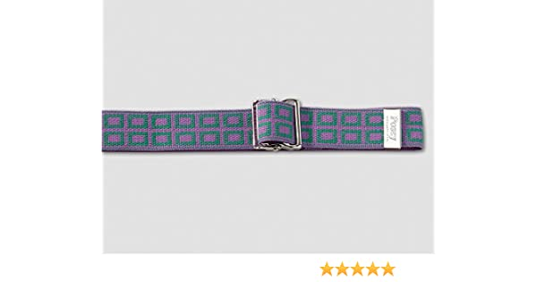 Posey 65252L Lavender Gait Belt with Nickel Buckle 71