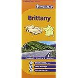 Michelin Brittany 512 Regional France