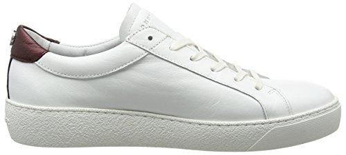 Tommy Hilfiger Damen S1285uzie HG 2a1 Sneaker Weiß (White)