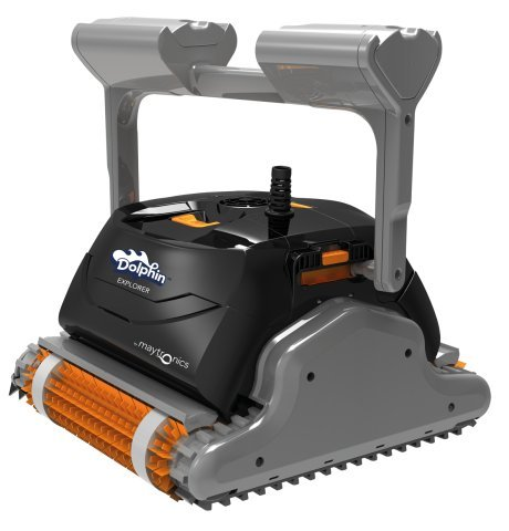 Top 10 Best Robotic Pool Cleaner Reviews - List and Reviews 2018-2019 - cover