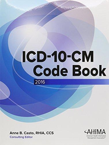 ICD-10-CM Code Book, 2016