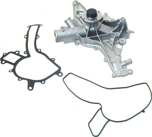URO Parts 112 200 0401 Water Pump with 3 Water Outlets