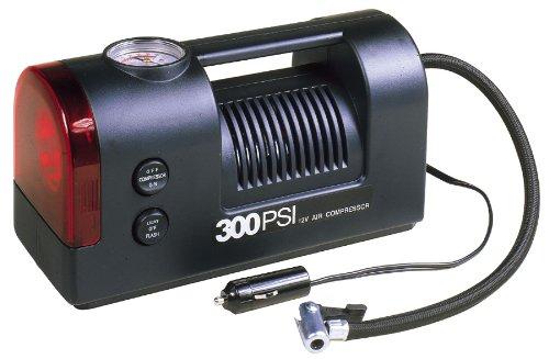 Custom Accessories 59991 '300 PSI' 3-in-1 Compressor with 10' Cord