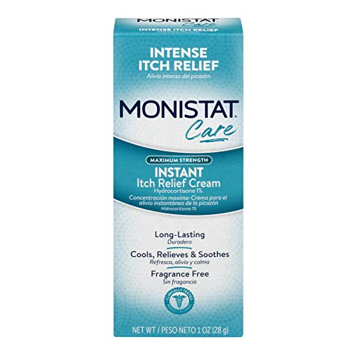 - Monistat Comp Care Itch C Size 1z Monistat Complete Care Itch Cream 1z