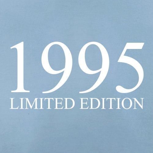 1995 Limierte Auflage / Limited Edition - 22. Geburtstag - Herren T-Shirt - Himmelblau - XL