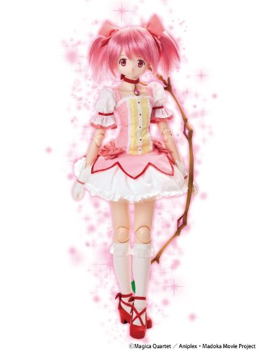 Story story theater version Magical Girl Madoka Magika [Part of] the beginning of the [sequel] forever,  Madoka Kaname 1 3 Hybrid Active Figure (japan import)