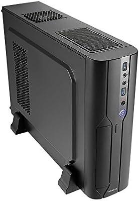 Tacens ORUM III, Caja de Ordenador Micro ATX, Ventilador Trasero ...