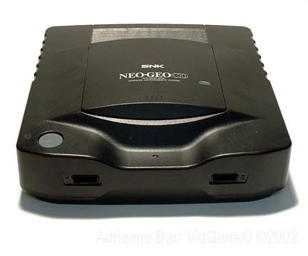Neo Geo CD System - Video Game Console (Neo Geo Portable)