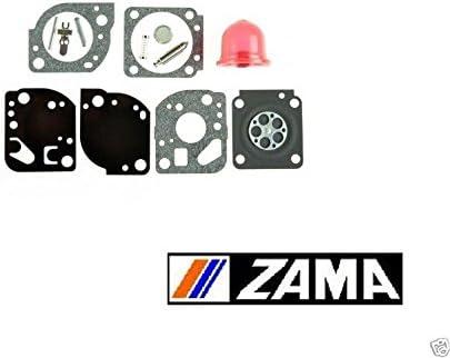 New Genuine RB-117 Zama C1U-W19 Carburetor Rebuild Kit