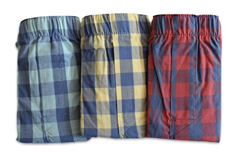 GAP Men's Lot of 3 Pair Boxer Shorts (Medium 32-34
