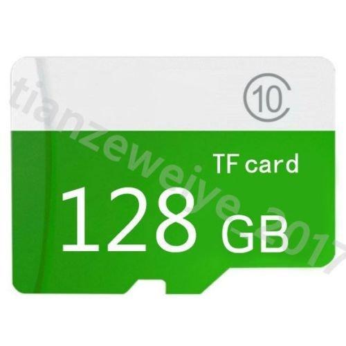 TONGROU 128GB 256GB 512GB Class 10 Micro SD TF Flash Memory Card for Camera Mobile Phone (External Lexar Media)