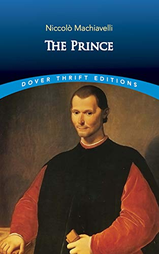 The Prince (Dover Thrift Editions) from imusti