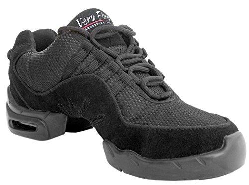 Very Fine Shoes Dance Sneakers Black k64v8