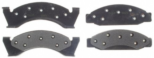 Raybestos SGD90M Service Grade Semi-Metallic Disc Brake Pad Set