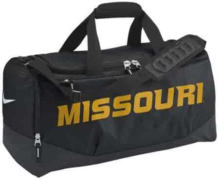 Nike Vapor Max Air NCAA College Missouri Tigers Team Training Medium Duffle  Bag e93a9d60aa7a3