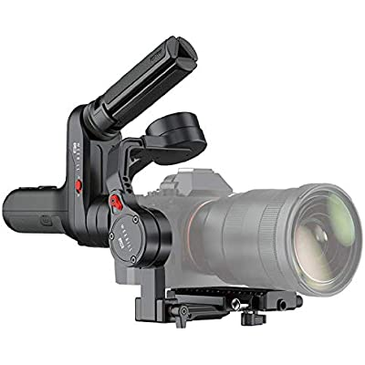 ZHIYUN WEEBILL LAB axis Handheld Gimbal Stabilizer for Mirrorless Cameras and Sony A7S A7M3 A7R3 A7R2 A7S2 A6500 A6300 A6000 Panasonic GH5 GH5s  Standard Package