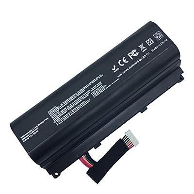BatteryMon Battery A42N1403 A42LM93 for Asus ROG G751 G751J G751JL G751JT G751JY GFX71 GFX71J GFX71JM GFX71JT GFX71JY Notebook - 15V 88Wh from BatteryMon