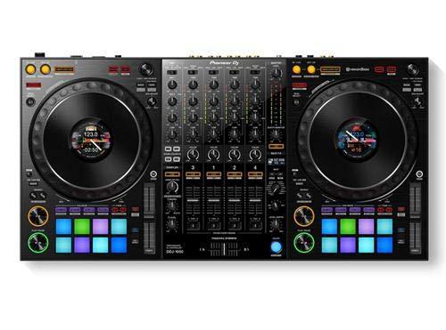 Pioneer DJ DDJ-1000 Professional DJ 4 channel controller - r