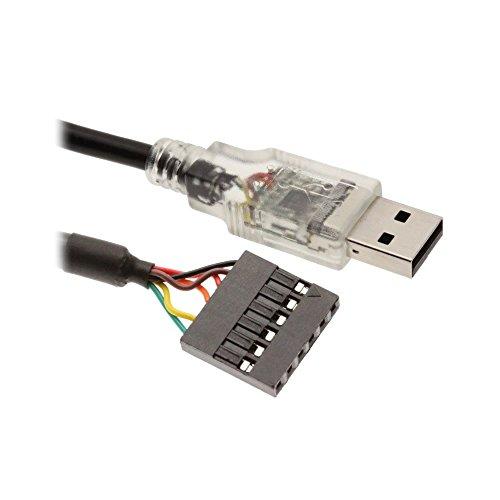 Gearmo Header TTL 232R 3V3 Windows Support product image