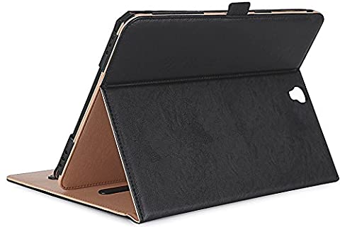 ProCase Samsung Galaxy Tab S3 9.7 Case, Stand Folio Case Cover for Galaxy Tab S3 Tablet ( 9.7 Inch, SM-T820 T825), with Multiple Viewing Angles, Document Card Pocket - (Cover De Samsung Tab)
