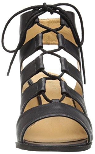 Report Women's Fallyn Dress Sandal Black 6lHCYB6VRT