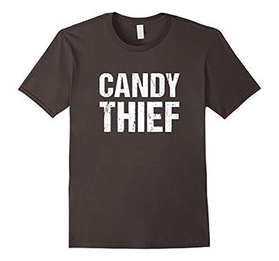 Halloween Costume Shirt Candy Thief
