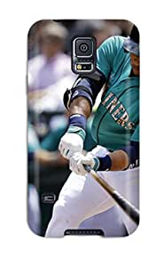 Unique Design Galaxy S5 Durable Tpu Case Cover Seattle Mariners