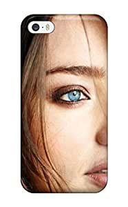 Fashion Protective Miranda Kerr Female Celebrity YY-ONE For Iphone 5/5s