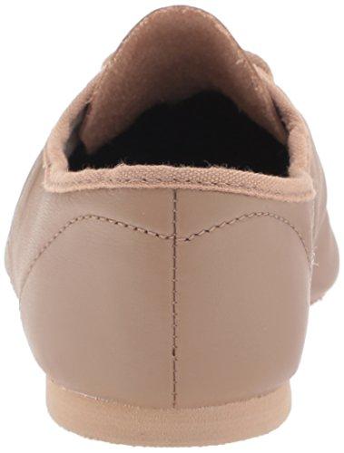 Flat Sole M Ballet Adult Caramel Split Jazz Unisex Capezio 4wSqpp