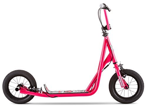 Mongoose 2016 Expo Scooter, 12, Pink/Black by Mongoose (Kent Super Scooter)