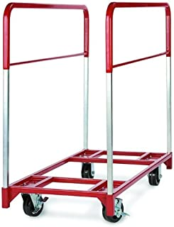 product image for Raymond Products 3771 Narrow Round Table Mover - 2 Fixed and 2 Swivel 5'' Phenolic Casters