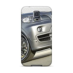 Lowomobilephone7 Perfect Tpu Cases For Galaxy S5/ Anti-scratch Protector Cases (bmw Hamann X5 E70 Front Section)