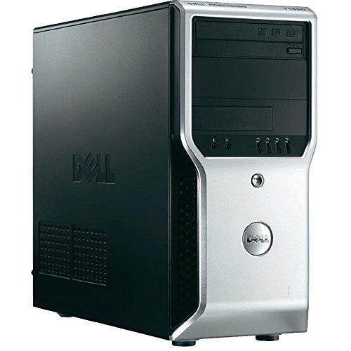 UPC 641329540459, Dell Precision T1600 Workstation E3-1225 Quad Core 3.1Ghz 4GB 250GB DVDRW Q600 265W Win 7 Pro