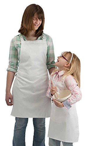 Loop Neck Bib Apron - 3